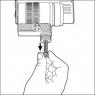 Дождеватель осциллирующий AquaZoom compact 18708-20.000.00 - фото