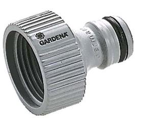 """Штуцер резьбовой 1"""", 2902 Gardena 02902-29.000.00 - фото"""