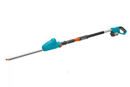 Телескопические ножницы для живой изгороди аккумуляторные THS Li-18/42 без аккумулятора Gardena 08881-55.000.00 - фото
