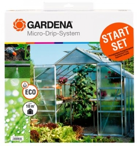 Gardena 1403 Комплект для теплиц базовый - фото