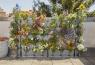 Базовый модуль  для вертикального садоводства угловой (3 емкости, 3 крышки, 1 поддон, 6 клипс) Gardena 13153-20.000.00 - фото