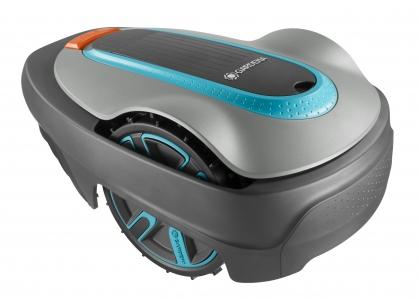 Газонокосилка-робот Sileno city 500 - фото