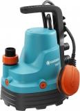 Насос дренажный для чистой воды 7000/C Gardena 01661-20.000.00 - фото
