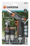 Комплект для полива Premium базовый (18298) Gardena 18298-20.000.00 - фото