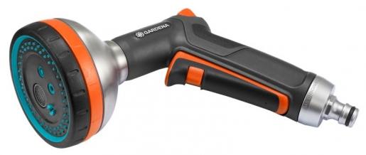 Пистолет-распылитель для полива многофункциональный Premium Gardena 18317-20.000.00 - фото
