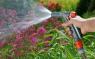 """Комплект: Пистолет-наконечник для полива Classic + Коннектор стандартный 1/2"""" Gardena 18341-32.000.00 - фото"""