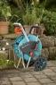 Тележка для шланга AquaRoll M Easy Gardena 18515 - фото
