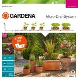 Комплект микрокапельного полива базовый Gardena 13001-20.000.00 - фото
