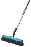 Комплект: Щетка для дорожек (насадка для комбисистемы) + Рукоятка деревянная 130 см (Дисплей) Gardena 03622-30.000.00 - фото