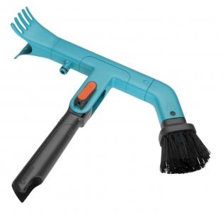 Очиститель для желобов (насадка для комбисистемы) 3651 Gardena 03651-20.000.00 - фото