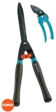 Комплект: Ножницы для живой изгороди механические Classic 540 FSC® + секатор Classic Gardena 00391-30.000.00 - фото