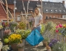 Коврик для обрезки растений контурный 00508-20.000.00 - фото