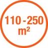 Дождеватель осциллирующий Aqua M 18702-20.000.00 - фото