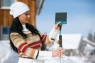 Скребок для льда и снега 15 см Gardena 03250-20.000.00 - фото