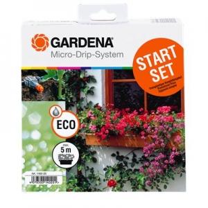 Комплект для цветочных ящиков базовый(1402) Gardena 01402-20.000.00 - фото