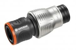 """Коннектор с автостопом Premium 3/4"""" Gardena 18254-20.000.00 - фото"""