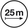 Шланг подающий 25 мм х 25 м 02700-20.000.00 - фото