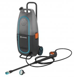 Мойка высокого давления аккумуляторная AquaClean Li-40/60 без аккумулятора в комплекте 09341-55.000.00 - фото