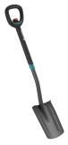 Лопата садовая телескопическая ErgoLine 17020-20.000.00 - фото