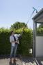 Комплект: Очиститель для желобов (насадка для комбисистемы) с телескопической рукояткой 210-390 см Gardena 03651-30.000.00 - фото