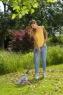 Грабли веерные регулируемые металлические NatureLine 17107-20.000.00 - фото