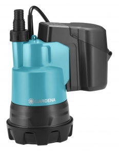 Насос дренажный для чистой воды аккумуляторный 2000/2 Li-18 01748-20.000.00 - фото