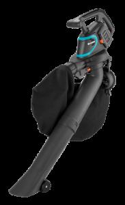 Воздуходув-пылесос аккумуляторный PowerJet BLi-40/100 в комплекте с аккумулятором и зарядным устройством - фото