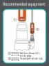 Насос дренажный для чистой воды 11000 Aquasensor (09034-20.000.00) - фото