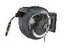 Катушка со шлангом настенная автоматическая GARDENA RollUp M/L (белый цвет/ 25 ме) 18622-20.000.00 - фото