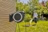 Катушка со шлангом настенная автоматическая GARDENA RollUp L (белый цвет/30м)18627-20.000.00 - фото