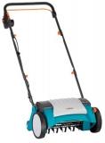 Скарификатор-аэратор газонный электрический EVC 1000 (1000Вт, 30см, рабочие элементы - металлические ножи) - фото