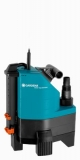 Насос дренажный для грязной воды 8500 Aquasensor Comfort Gardena 01797-20.000.00 - фото