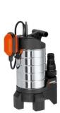 Насос дренажный для грязной воды 20000 inox Premium - фото