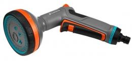 Пистолет-распылитель для полива многофункциональный Comfort Gardena 18315-20.000.00 - фото