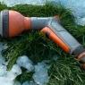 Пистолет-распылитель для полива многофункциональный Comfort Gardena 18315-20.000.00 (18315-34.000.00) - фото