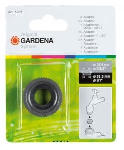 Адаптер (5305) Gardena 05305-20.000.00 - фото