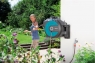 Катушка со шлангом настенная автоматическая  Comfort 25 Gardena 08023-20.000.00 - фото