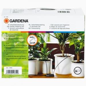 Комплект для полива в выходные дни Gardena 01265-20.000.00 - фото