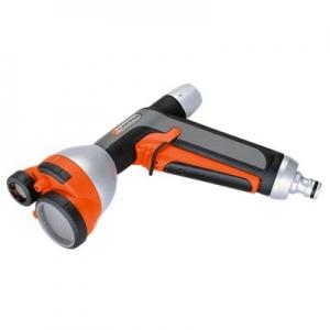 Пистолет для полива многофункциональный металлический Premium (8107) Gardena 08107-20.000.00 - фото