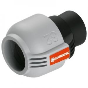 """Соединитель 32 мм x 3/4""""-внутренняя резьба Gardena 02767-20.000.00 - фото"""