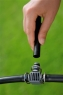 """Соединитель Т-образный 13 мм (1/2"""") (2 шт. в блистере) Gardena 08329-29.000.00 - фото"""
