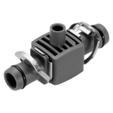 Соединитель T-образный для микронасадок 13 мм (5 шт. в блистере) - фото