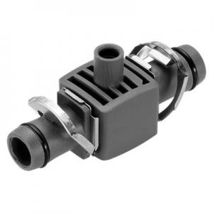 Соединитель T-образный для микронасадок 13 мм (5 шт. в блистере) Gardena 08331-29.000.00 - фото