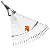 Грабли стальные веерные регулируемые (насадка для комбисистемы) Gardena 03103-20.000.00 - фото