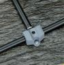 """Крепление 13 мм (1/2"""") (2 шт. в блистере) Gardena 08380-29.000.00 - фото"""