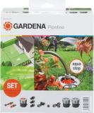 Базовый комплект садового водопровода - фото