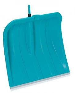 Лопата для уборки снега 40 см с кромкой из нержавеющей стали Gardena 03242-20.000.00 - фото