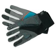 Перчатки рабочие, размер 10 - фото