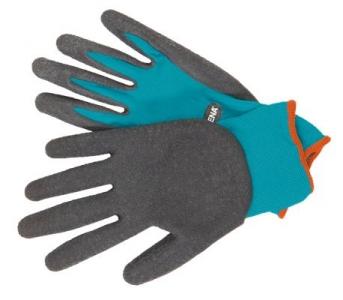 Перчатки садовые для работы с почвой, размер 8 Gardena 00206-20.000.00 - фото