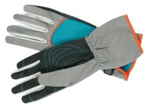 Перчатки для ухода за кустарниками, размер 7 - фото